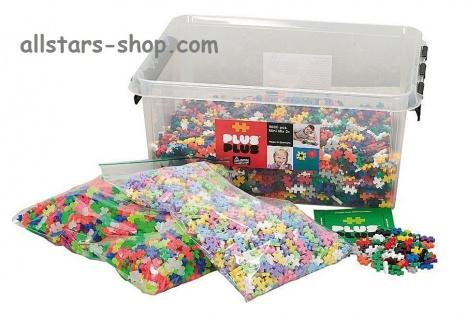 Allstars Plus-Plus Puzzle Bausteine Bauklötze Mini Mix 6000