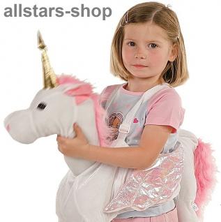 Allstars Kinder-Kostüm Tierkostüme Pferd + Einhorn Faschingskostüme Schlupfkostüme Karneval - Vorschau 3
