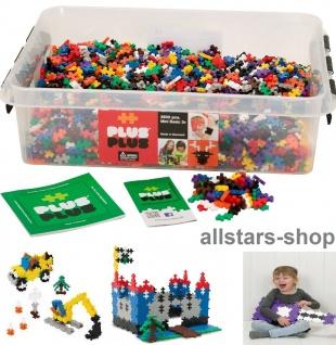 Allstars Plus-Plus Puzzle Bausteine Bauklötze Mini Basic 3600