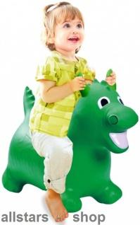 Jamara Hüpftier Bouncing Animal Dragon Drache Hüpfe-Ball Hopser für Kindergarten