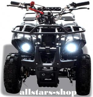 Actionbikes Kinder-Quad Poketquad Miniquad Torino 49 cc Motor-2-takt-Kinderauto Miweba
