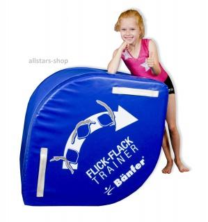 Bänfer Flick-Flack Trainer Mini für Körpergrößen bis 1, 20 m Übungsgerät