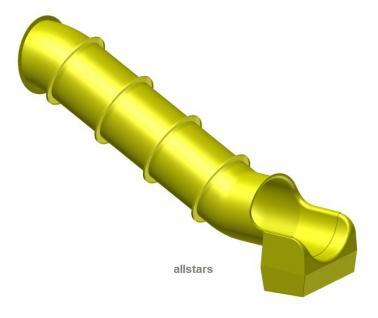 Beckmann Rutsche Röhrenrutsche L= 7, 14 m PH= 3, 50 m Modulröhrenrutsche