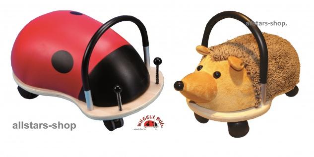 Wheely Bug Rutscher Igel und Marienkäfer Kleinkindrutscher klein 360 Grad rundum allstars
