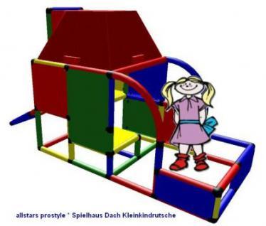 MoveAndStic Baukasten KiGa05 Kletterturm Bausteine Spielhaus Klettergerüst Baukasten Systembaukasten - Vorschau 2