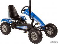 DinoCars Dino Cars GoCart Gokart Track BF1 New Holland Kinderfahrzeug Kettcar