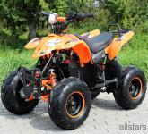 Kinder Elektro-Quad S-5-Polari 1000 Watt orange