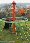 Huck Kletterpyramide Wichtelbaum Vogelnest Mini