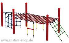 Huck Spielschiff Spielplatzschiff Junior ST Kletterturm