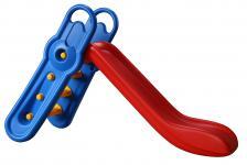 Bänfer BIG Rutsche Kleinkindrutsche Leiterrutsche 1520 mm Ballbad Sprossenrutsche