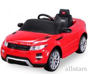 Allstars Kinder Elektroauto Land Range Rover Evoque lizenziert rot