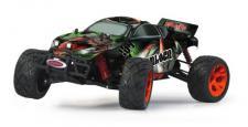 RC Auto Veloce EP 1:10 Modellauto bis 65 km/h 4 WD Truggy Funk 2, 4 GHz Jamara