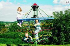Hally-Gally Bienenkorb-Karussell Mini-Kreisel Spielplatzgeräte Karussell Maja Huck