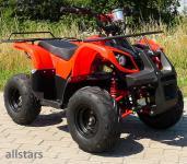 Allstars Kinderquad Elektro-Quad S-8 Farmer E-Quad Elektroquad 1000W rot schwarz