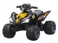 Jamara Kinderauto Elektroauto Ride on Car Quad MPX Turbo E-Motorrad 12 V 6 km/h