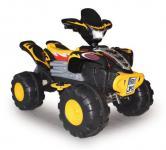 Jamara Kinderauto Quad Elektroauto Ride on Car Turbo 12 V Sound Elektroquad Kinder