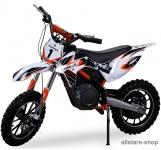 Actionbikes Kindermotorrad Kinder-Crossbike Poketbike Gazelle E-Motorrad orange