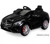 Actionbikes Kinderauto Elektro-Auto Mercedes AMG S63 Kinder-Elektroauto schwarz