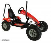 DinoCars Dino Cars GoCart Gokart Track Valtra BF1 Kinderfahrzeug Kettcar