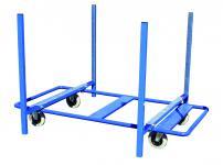 Bänfer Transportwagen für Unterkonstruktion 1400 x 1150-1500 x 1250 mm