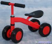 Dragon Toys Rutscher Mini Walker Dreirad Dreiradrutscher Krippenrutscher Laufrad