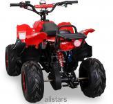 Kinder Elektro-Quad S-5-Polari 1000 Watt rot