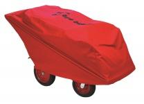 Allstars Krippenwagen Regenschutzabdeckplane Regenschutz Krippenwagenplane