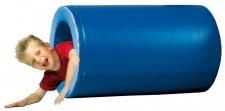Bänfer Softbausteine Spielröhre Spielzylinder Bausteine Krabbelröhre Schaumstoff