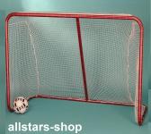 Dragon Toys Fußballtor, Handballtor, Hockeytor und Eishockeytor Tor mit Netz für Kindergarten und Hort