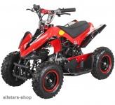 Actionbikes Kinderauto Poketquad Miniquad Racer 49 cc Motor-2-takt-Quad rot