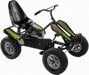 DinoCars GoKart Quad X-Quad-ZF Tretauto KettenKart