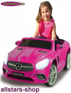 Jamara Kinderauto Elektroauto Mercedes SL 400 Ride On Car mit E-Motor Selbstfahrer-Auto - Vorschau 5
