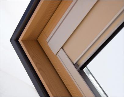 Verdunklungsrollo RUR weiß, beige oder dunkelblau Größe C2A, F6A oder M6A Innenrollo mit 100%iger Verdunkelungswirkung für Dachfenster, Verdunkelungswirkung, Rollo, - Vorschau 2