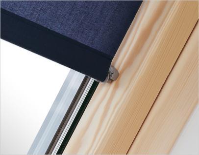 Innenrollo RAR für Dachfenster beige oder dunkelblau, Größe CXA (C2A und C24), FXA (F6A), MXA (M4A, M6A und M8A) Rollo Dachfensterrollo - Vorschau 3