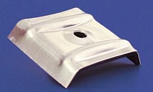 Kalotten Trapez 70/18 und 76/18 für Dachverlegung von Trapez 70/18 und 76/18 Wellplatten zur Abichtung der Bohrlöcher und gleichmäßiger Druckverteilung