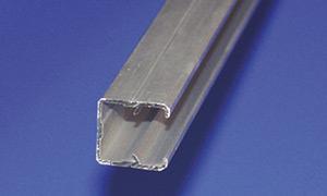 Alu-U-Profil für Bastelplatten Länge 2 m
