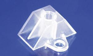 Abstandhalter Trapez 70/18, 76/18 für Dachverlegung von Trapez 70/18 und 76/18 Wellplatten für PVC, PET, Polycarbonat, Polyester und Acryl 1, 5 mm
