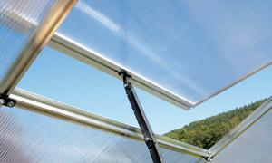 Gartentec zusätzliches Fenster für Gewächshaus Typ F2 bis F6