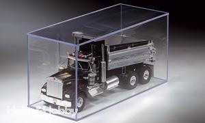 Kunststoff Bastelplatten glasklar 2 mm große Abmessungen für Möbelverglasungen, Modellbau und Glasmalerei - Vorschau 2
