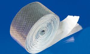 Kantenverschlussband 42 mm x 15 m ohne Membranen für Acryl Stegplatten 16 mm
