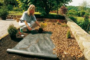 Plantex® Premium Unkrautvlies Gartenvlies 2 x 150 m von DuPont™
