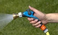 Bio Green Wasserspar-Spritzpistole 5-teilig SP4 Aluguss Brause