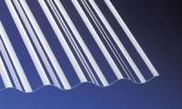 Acryl Wellplatten Lichtplatten Profilplatten Sinus 76/18 klar 1, 5 mm