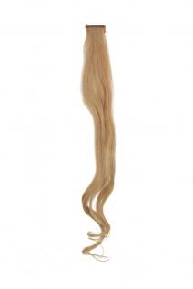 1 CLIP Extension Strähne wellig Blond YZF-P1C25-18 65cm lang Haarverlängerung