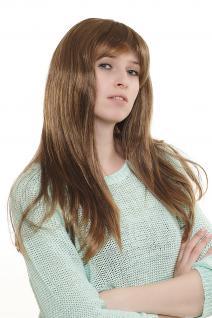 Damenperücke Perücke: aufregender wilder Style natürliche Braun/Blond Strähnung