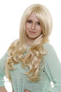 Damenperücke Perücke wallend lange hellblonde Haarpracht 3262-LG26 blond wig