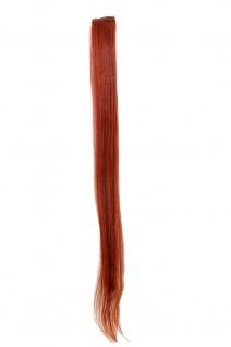 1 CLIP Extension Strähne glatt Tizian-Rot YZF-P1S25-350 65cm Haarverlängerung