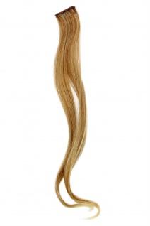 1 CLIP Extension Strähne wellig Blond-Mix YZF-P1C18-27T613 45cm Haarverlängerung