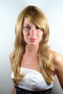 Damen Perücke blond Scheitel 3117-66