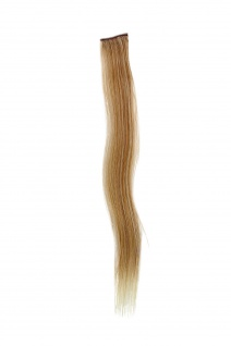 1 CLIP Extension Strähne glatt Blond-Mix YZF-P1S18-27T88 45cm Haarverlängerung